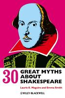 30 Great Myths about Shakespeare PDF