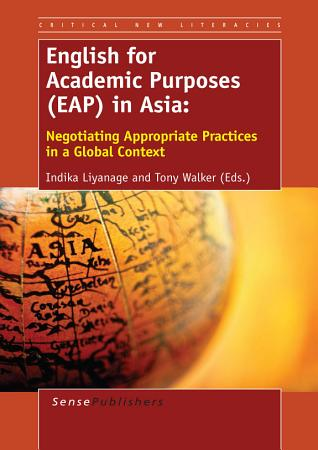English for Academic Purposes  EAP  in Asia PDF