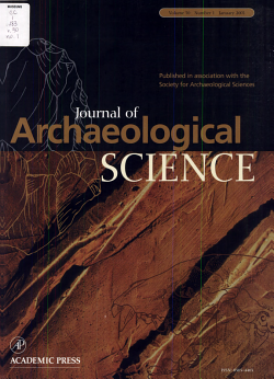 Journal of Archaeological Science PDF