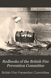 Redbooks of the British Fire Prevention Committee: Volume 122