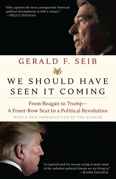 Download We Should Have Seen It Coming Book