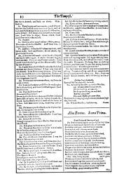 The Works of William Shakespeare: The First Edition of Shakespeare, in Reduced Facsimil [sic] from the Famous First Folio Edition of 1623