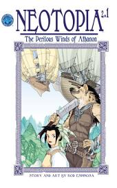 Neotopia Volume 2: The Perilous Winds of Athanon #1