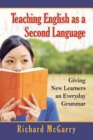 Teaching English as a Second Language PDF