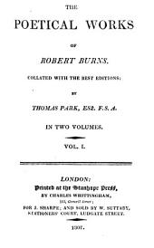 The Poetical Works of Robert Burns: Collated with the Best Editions: