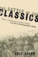 The Battle of the Classics PDF