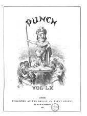 Punch: Or the London Charivari, Volume 60