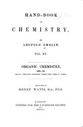 Hand Book of Chemistry: Volume 15