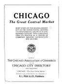 Chicago, the Great Central Market
