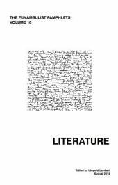 The Funambulist Pamphlets: Vol. 9: Science Fiction