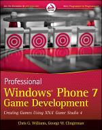 Professional Windows Phone 7 Game Development