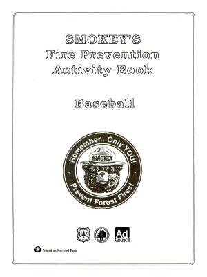 Smokey s Fire Prevention Activity Book PDF