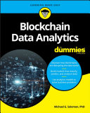 Blockchain Data Analytics For Dummies
