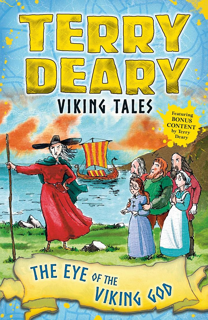 Viking Tales: The Eye of the Viking God