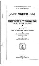 Atlantic Intracoastal Canals
