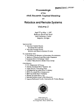 Proceedings of the ANS Seventh Topical Meeting on Robotics and Remote Systems