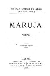 Maruja: poema, Volumen 3
