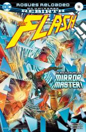 The Flash (2016-) #16
