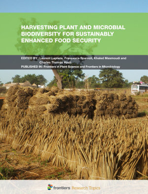 Harvesting Plant and Microbial Biodiversity for Sustainably Enhanced Food Security