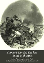 Cooper's Novels: The last of the Mohicans