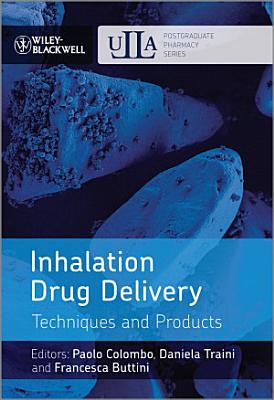Inhalation Drug Delivery