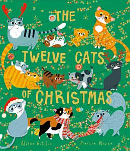 The Twelve Cats of Christmas Book
