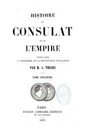 Histoire du Consulat et de l'Empire