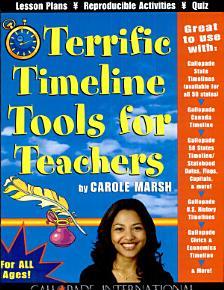 Terrific Timeline Tools for Teachers PDF