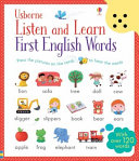 Listen & Learn First English Words