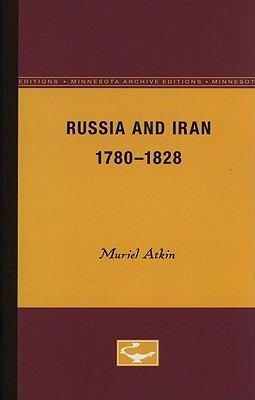 Russia and Iran  1780 1828