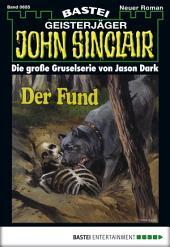 John Sinclair - Folge 0655: Der Fund