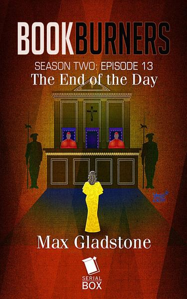 Download The End of the Day  Bookburners Season 2 Episode 13  Book