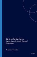 Fiction After the Fatwa PDF