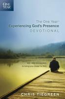 The One Year Experiencing God s Presence Devotional PDF