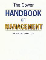 The Gower Handbook of Management