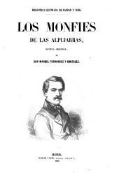 Los Monfíes de la Alpujarras: novela original