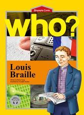 세계 위인전 Who? 11권 Louis Braille