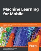 Machine Learning for Mobile PDF