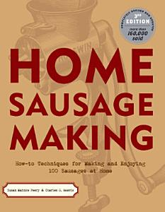 Home Sausage Making Book