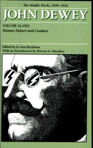 The Middle Works of John Dewey  Volume 14  1899   1924 PDF