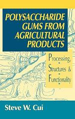 Polysaccharide Gums from Agricultural Products