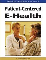 Patient Centered E Health PDF