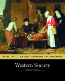 Western Society  A Brief History  Complete Edition Book