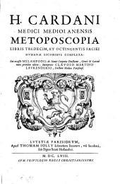 Metoposcopia