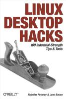 Linux Desktop Hacks PDF