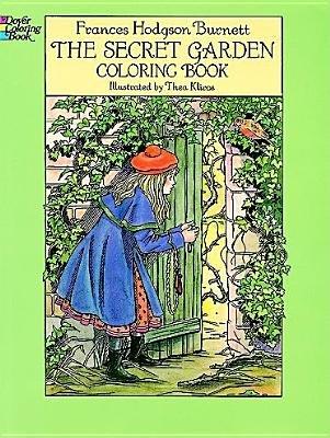 Download The Secret Garden Coloring Book Book