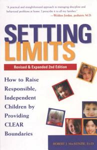 Setting Limits  Revised   Expanded 2nd Edition Book
