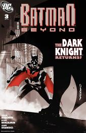 Batman Beyond (2010-) #3