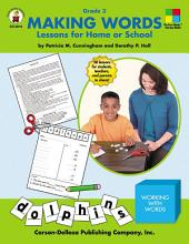 Making Words, Grade 3: Lessons for Home or School