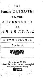 The Female Quixote: The Adventures of Arabella...